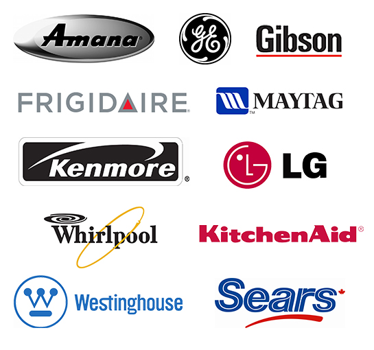 appliance brands serviced for miami